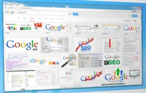 How to rank image on google